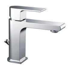 Monty Single Hole Faucet, Chrome