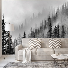 Enchanted Forest, Wall Mural, Wallpaper
