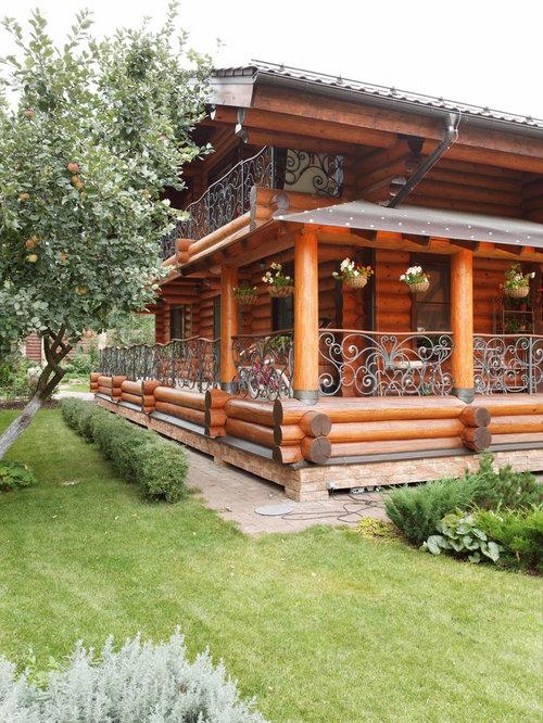 Fotos de jardines dise os de jardines r sticos con - Jardin rustico fotos ...