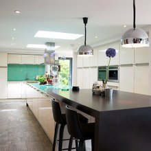 Kitchens in dwell design projects