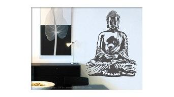 Stickers Zen - Bouddha