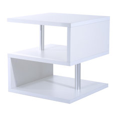 L Shaped Style Side And End Tables Houzz