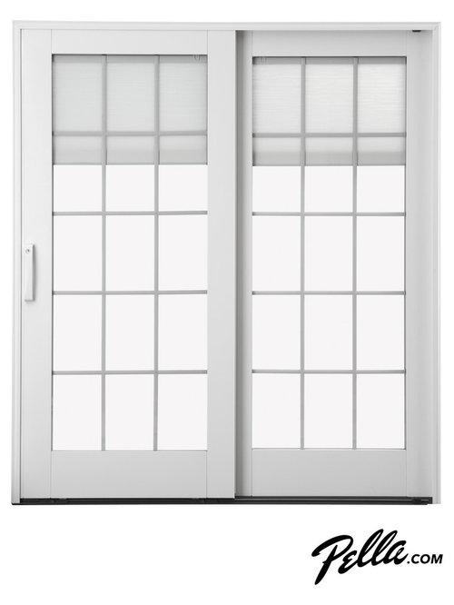 Pella Designer Series Sliding Patio Door Doors. Products