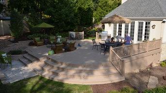 Trex Best Deck Design in US