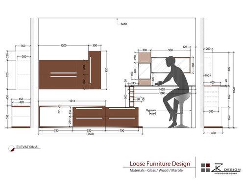 Bespoke Loose Furniture Design