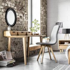 skandinavische schminktische frisiertische. Black Bedroom Furniture Sets. Home Design Ideas