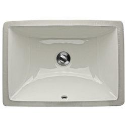Contemporary Bathroom Sinks by Nantucket Sinks