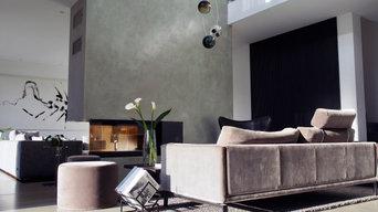 Moderne Villa in Berlin