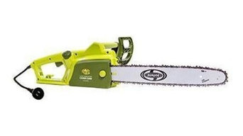 "Electric Chain Saw 16"" 14 Amp"