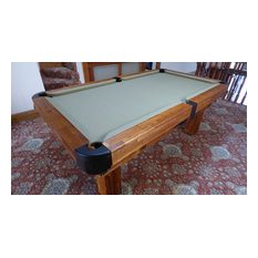Rustic Pool Table Range