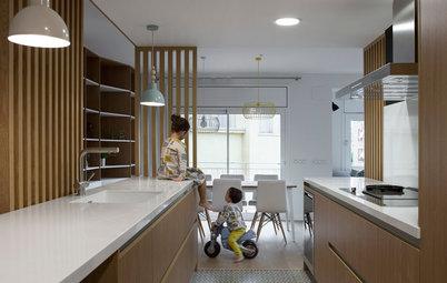 Cómo iluminar perfectamente la cocina en 8 pasos