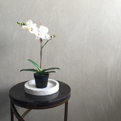 Marble - Round Tray (Small) - Decorative Plates