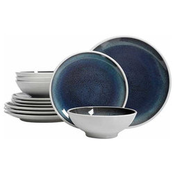 Contemporary Dinnerware Sets by American Glassware