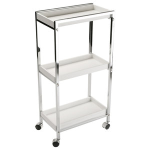 3-Shelf Kitchen Trolley