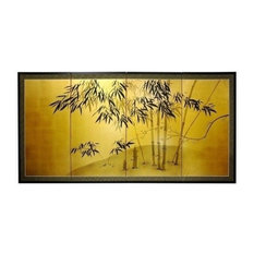 Gold Leaf Bamboo 18""