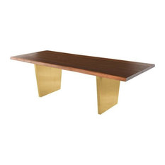 Patrick Dining Table Seared 112-inch
