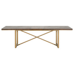 Contemporary Dining Tables by Orient Express Furniture