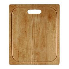"Houzer CB-4100 Endura Hardwood 14.75""x17.75"" Cutting Board"
