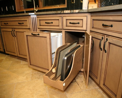 kitchen cabinet curtains cookie sheet drawer ideas pictures remodel and decor 2446