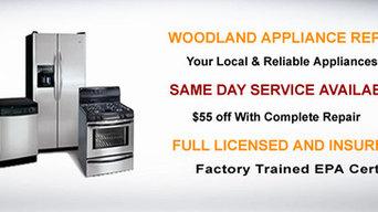 Woodland Appliance Repair