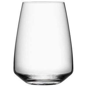 0f63c5f21c8 Stemless Wine Glass, Set of 4, White, 12 oz. - Contemporary - Wine ...
