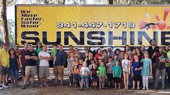 Sunshine Movers of Sarasota LLC