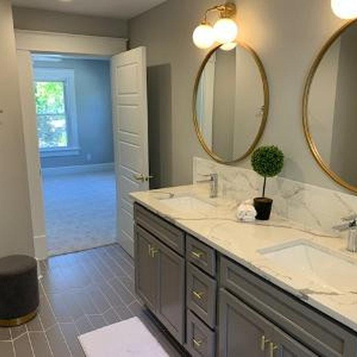Brookside Master Bathroom