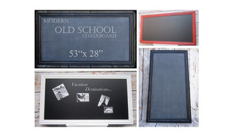 Revived Vintage Modern Chalkboards