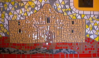 Mosaic Installations in Various Homes