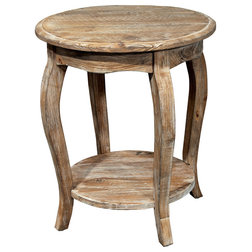 Rustic Side Tables And End Tables by Bolton Furniture, Inc.