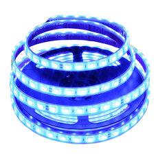 Waterproof 5050 72W LED Strip Light, Blue