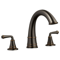 Transitional Bathtub Faucets by Design House