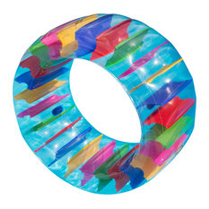 Ocean Blue Water Products - Rainbow Roller Color Wheel - Pool Toys and Floats