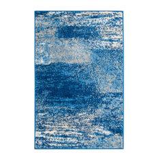 Adirondack Area Rug, Silver/Blue, 10'x14'