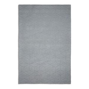 Illusory 05 Rug, Light Grey, 120x170 cm