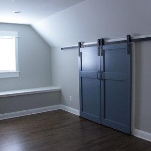 Attic Storage and bonus room