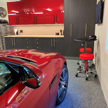 Toscana Gold Garage