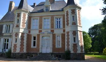 Rénovation Château en pierres de taille