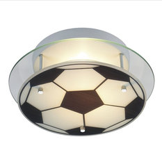 Firefly Kids Lighting Soccer Club Light Fixture Ceiling
