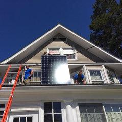 Solar Panels Ny Sunpower By Infinity Solar Pearl River