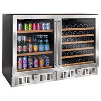 Nfinity Beverage Station, Wood Shelves