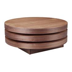 Torno Coffee Table Walnut