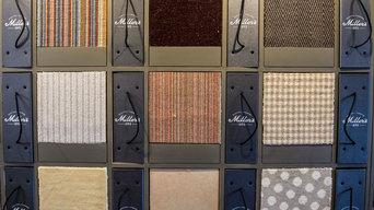 Over 60 ranges of carpet from tufted to woven bespoke design