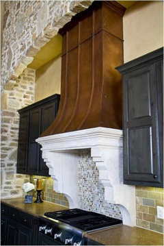 Visit Us At Www Saltillotileconnection Cantera For More Information And To Request A Quote We Have Done Several Stone Range Hoods Copper