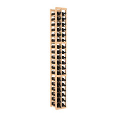 Wine Racks America 2 Column Standard Wine Cellar Kit, Pine, Unstained