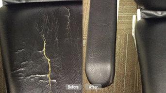 vinyl upholstery repair