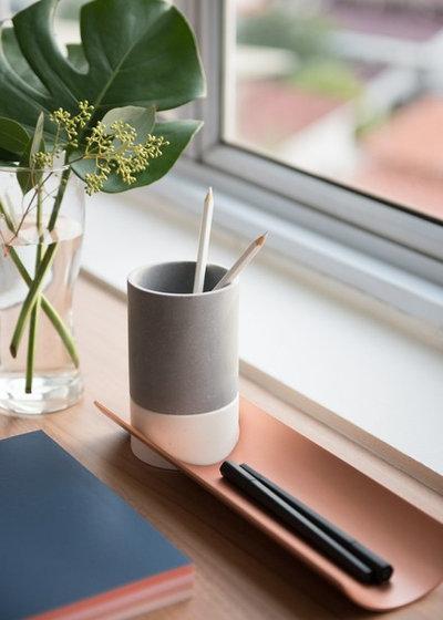 Contemporary Desk Accessories by ACRE Design Pte Ltd