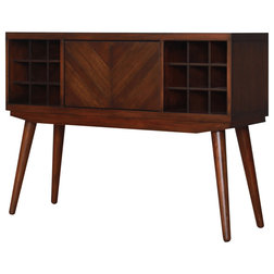 Midcentury Console Tables by HedgeApple