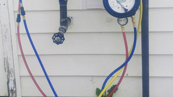 Testing a PVB backflow preventer for an irrigation system