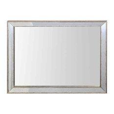 EMDE - EMDE Silver Chopin Mirror - Wall Mirrors
